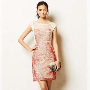 Ajna Stitched Dress